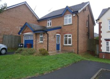Thumbnail 3 bed detached house to rent in Nightingale Close, Guide, Blackburn