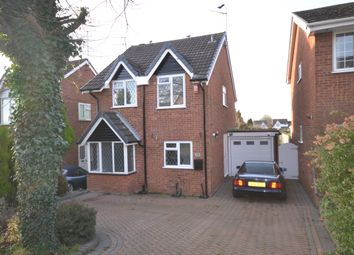 Thumbnail 3 bed detached house for sale in Ferndown Drive South, Clayton, Newcastle-Under-Lyme