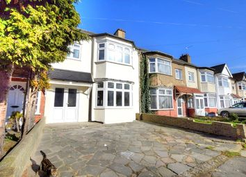 Thumbnail 3 bed terraced house to rent in Glenham Drive, Ilford