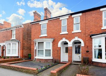 Thumbnail 2 bed semi-detached house for sale in Greenfield Street, Shrewsbury