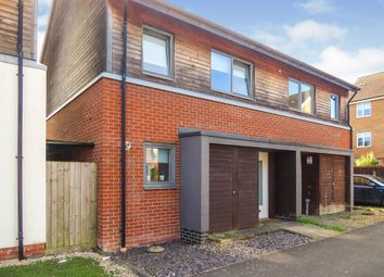 Thumbnail 2 bed semi-detached house for sale in Greenwood Road, Hampton Vale, Peterborough