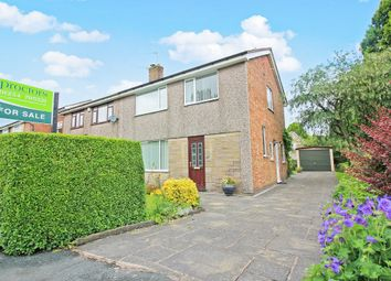 Thumbnail 3 bed semi-detached house for sale in Carus Avenue, Hoddlesden, Darwen