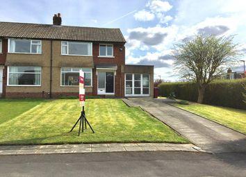 Thumbnail 3 bed semi-detached house to rent in Kirkstone Avenue, Blackburn