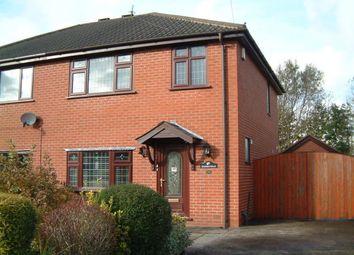 Thumbnail 3 bed semi-detached house for sale in Balderstone Road, Freckleton, Preston