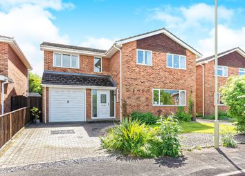 Thumbnail 5 bed detached house for sale in Pelham Close, Old Basing, Basingstoke