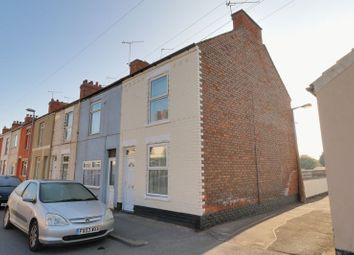 Thumbnail 3 bed terraced house for sale in North Parade, Scunthorpe
