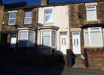 Thumbnail 2 bed terraced house to rent in Wath Road, Mexborough