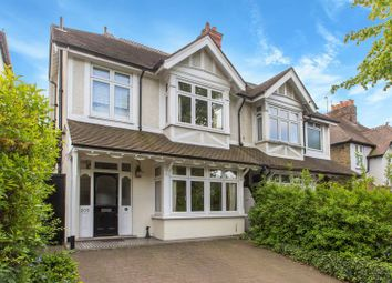 Thumbnail 3 bedroom semi-detached house for sale in Stanley Park Road, Carshalton