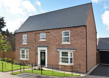 """Thumbnail 5 bedroom detached house for sale in """"Henley"""" at Old Derby Road, Ashbourne"""