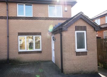 Thumbnail 3 bed semi-detached house to rent in Hopton Avenue, Bradford