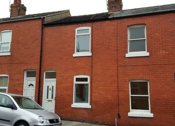 Thumbnail 2 bed terraced house to rent in Milton Road, West Kirby, Wirral