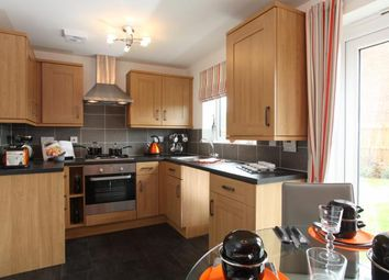 Thumbnail 3 bed detached house for sale in The Kildare, Pottery Bank, Walker, Newcastle Upon Tyne