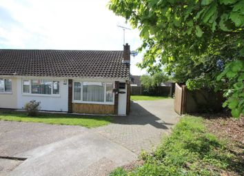 Thumbnail 2 bed semi-detached bungalow for sale in Ascot Close, Benfleet