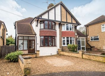Thumbnail 3 bed semi-detached house for sale in Holland Gardens, Garston, Watford