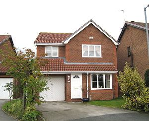 Thumbnail 3 bed detached house to rent in Rhodfa Criccieth, Bodelwyddan