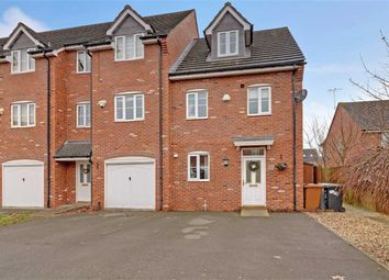 Thumbnail 4 bed town house for sale in Talbot Way, Stapeley, Nantwich