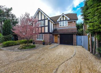4 bed detached house for sale in Hall Place Drive, Weybridge, Surrey KT13