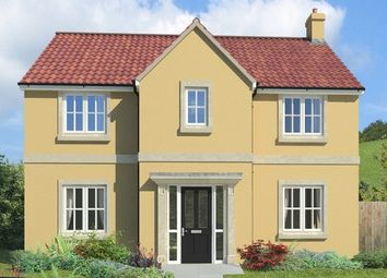 Thumbnail 4 bed detached house for sale in The Berkshire, Station Road, South Molton, Devon
