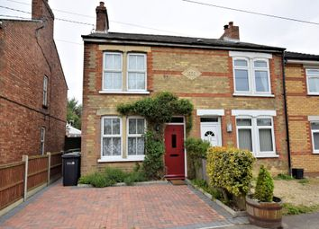 Thumbnail 3 bed cottage to rent in Meadowgate Lane, Elm, Wisbech