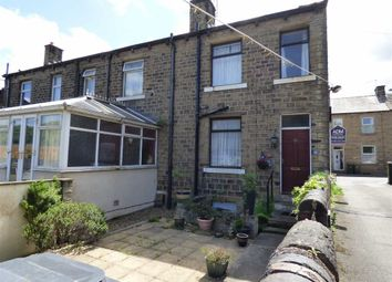 Thumbnail 2 bed end terrace house for sale in George Street, Milnsbridge, Huddersfield