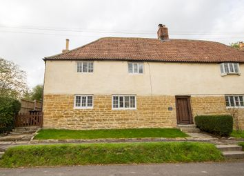2 bed semi-detached house for sale in Castle Cottages, Chilthorne Domer, Somerset BA22