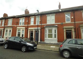 Thumbnail 3 bedroom terraced house to rent in Treherne Road, Jesmond, Newcastle