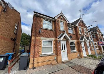 Thumbnail 2 bed terraced house to rent in Ballantyne Close, Hull