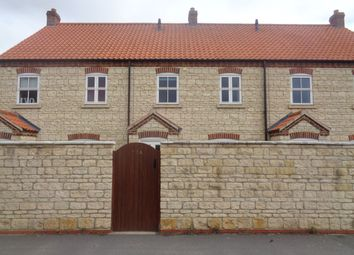 Thumbnail 2 bed terraced house to rent in Acer Cottages, Main Road, Washingborough