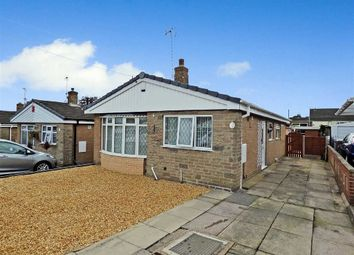 Thumbnail 2 bedroom semi-detached bungalow for sale in Holyhead Crescent, Weston Coyney, Stoke-On-Trent