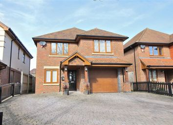Thumbnail 4 bedroom detached house for sale in Avenue Road, Walkford, Christchurch