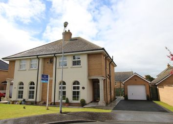 Thumbnail 3 bedroom semi-detached house for sale in Mornington Avenue, Ballinderry Upper, Lisburn