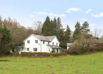 Thumbnail 5 bed detached house for sale in Llanwrthwl, Llandrindod Wells