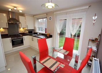 Thumbnail 3 bedroom semi-detached house for sale in Walkinshaw Road, Nightingale Rise, Moredon, Swindon