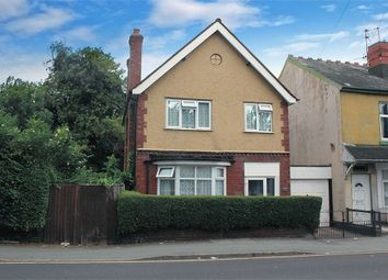 Thumbnail 3 bed detached house for sale in Lea Road, Wolverhampton, West Midlands