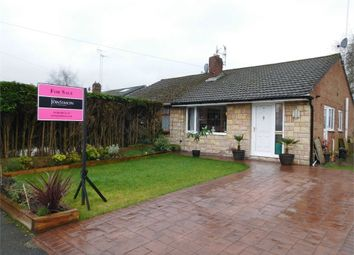 Thumbnail 2 bed semi-detached bungalow for sale in Claughton Road, Walshaw, Bury, Lancashire