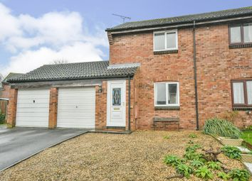 2 bed semi-detached house for sale in Chandler Close, Jump Farm, Devizes SN10