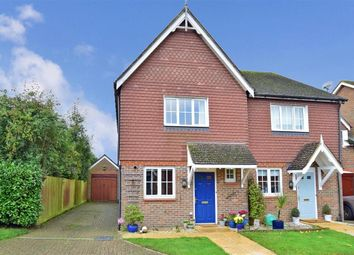 Thumbnail Semi-detached house for sale in Halls Drive, Faygate, West Sussex