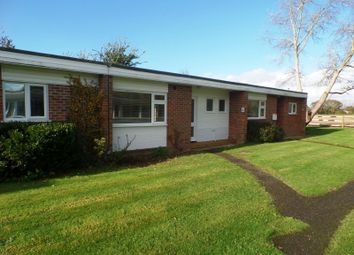 Thumbnail 1 bed bungalow to rent in Chichester Road, West Wittering, Chichester