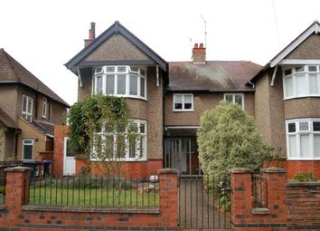 Thumbnail 4 bed semi-detached house to rent in Park Avenue North, Abington, Northampton