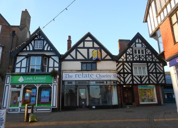 Thumbnail Retail premises for sale in 25 High Street, Market Drayton