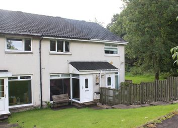 Thumbnail 2 bed terraced house for sale in Baird Crescent, Balloch