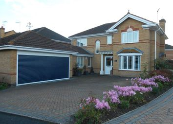Thumbnail 4 bed property to rent in Hunter Rise, Pershore, Worcestershire