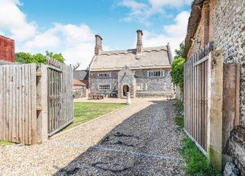 Thumbnail 5 bed detached house for sale in Gunthorpe Lane, Trunch
