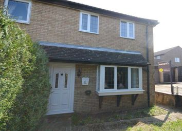 Thumbnail 1 bed semi-detached house to rent in Wargrove Drive, College Town, Sandhurst