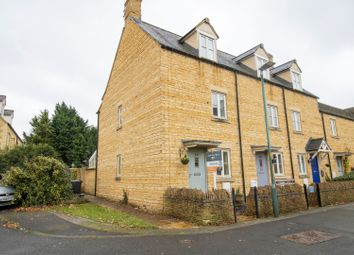 Coln Gardens, Andoversford, Cheltenham GL54. 3 bed end terrace house for sale