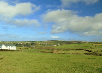 Thumbnail Land for sale in Carn Bosavern, St Just, Cornwall.