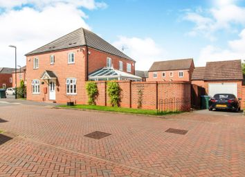 Thumbnail 3 bed semi-detached house for sale in Jasper Close, Coventry