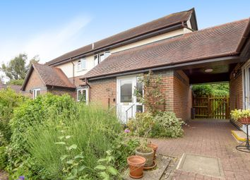 Thumbnail 2 bed flat for sale in Garrett Close, Kingsclere, Newbury, Hampshire