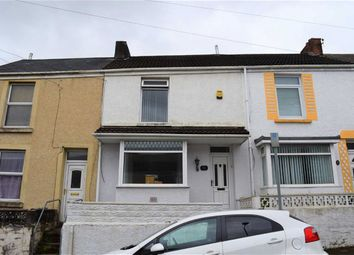 Thumbnail 3 bedroom terraced house for sale in Fern Street, Swansea