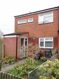 Thumbnail 2 bed end terrace house for sale in Badon Covert, Birmingham, West Midlands